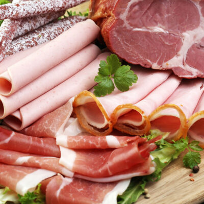 Cooked Meats, Sandwich Fillers & Deli