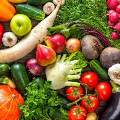 Fresh Vegetables